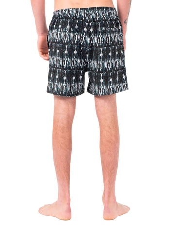 Matrix Elastic Boardshort - Black