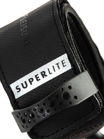 Creatures Of Leisure Superlite Comp 6 Leash - Black Silver