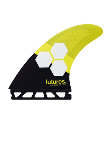 Futures AM2 HC Thruster Fins