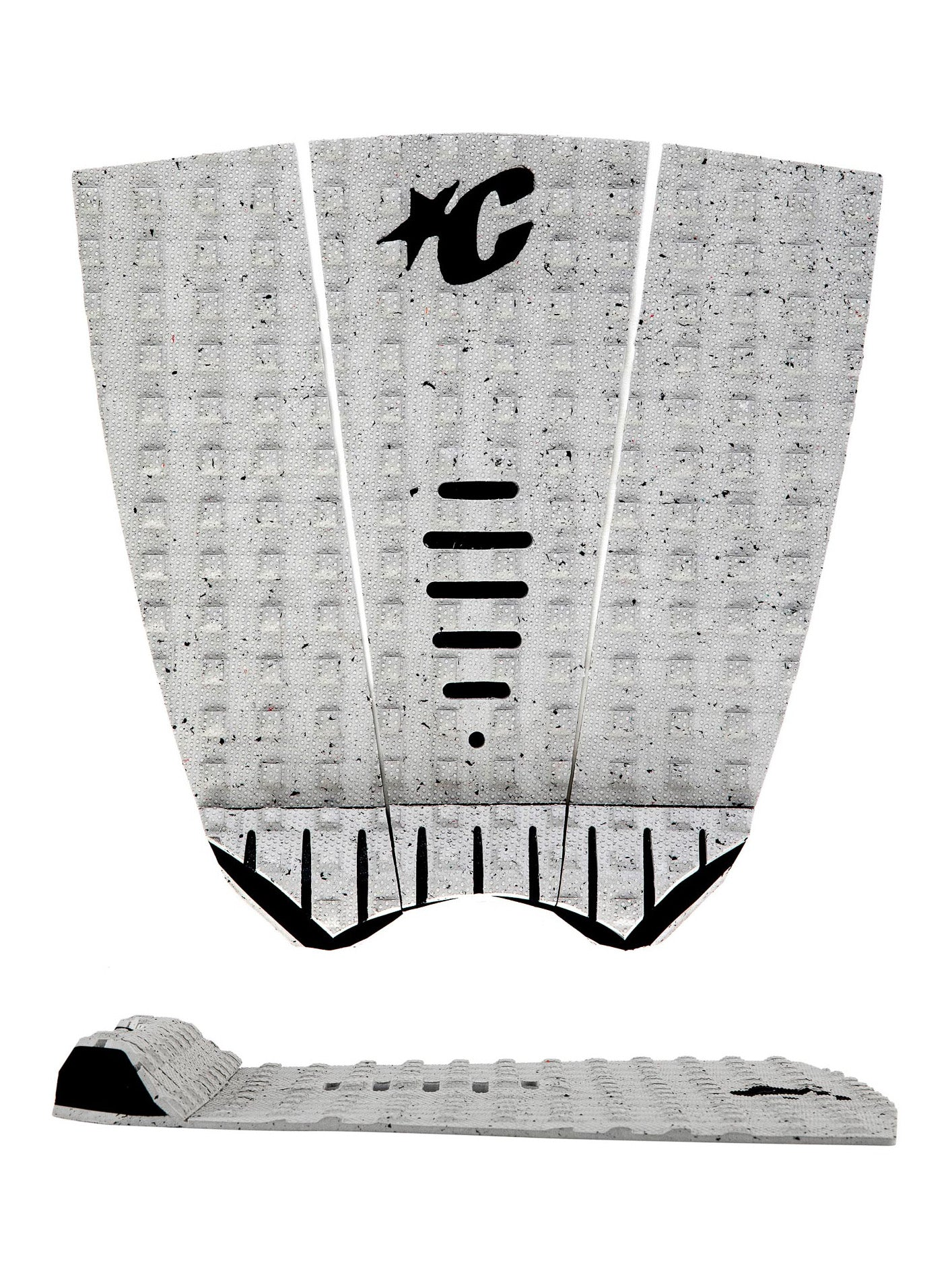 Image of Creatures Of Leisure Creatures Of Leisure Mick Fanning Lite Ecopure Traction Pad - Cement