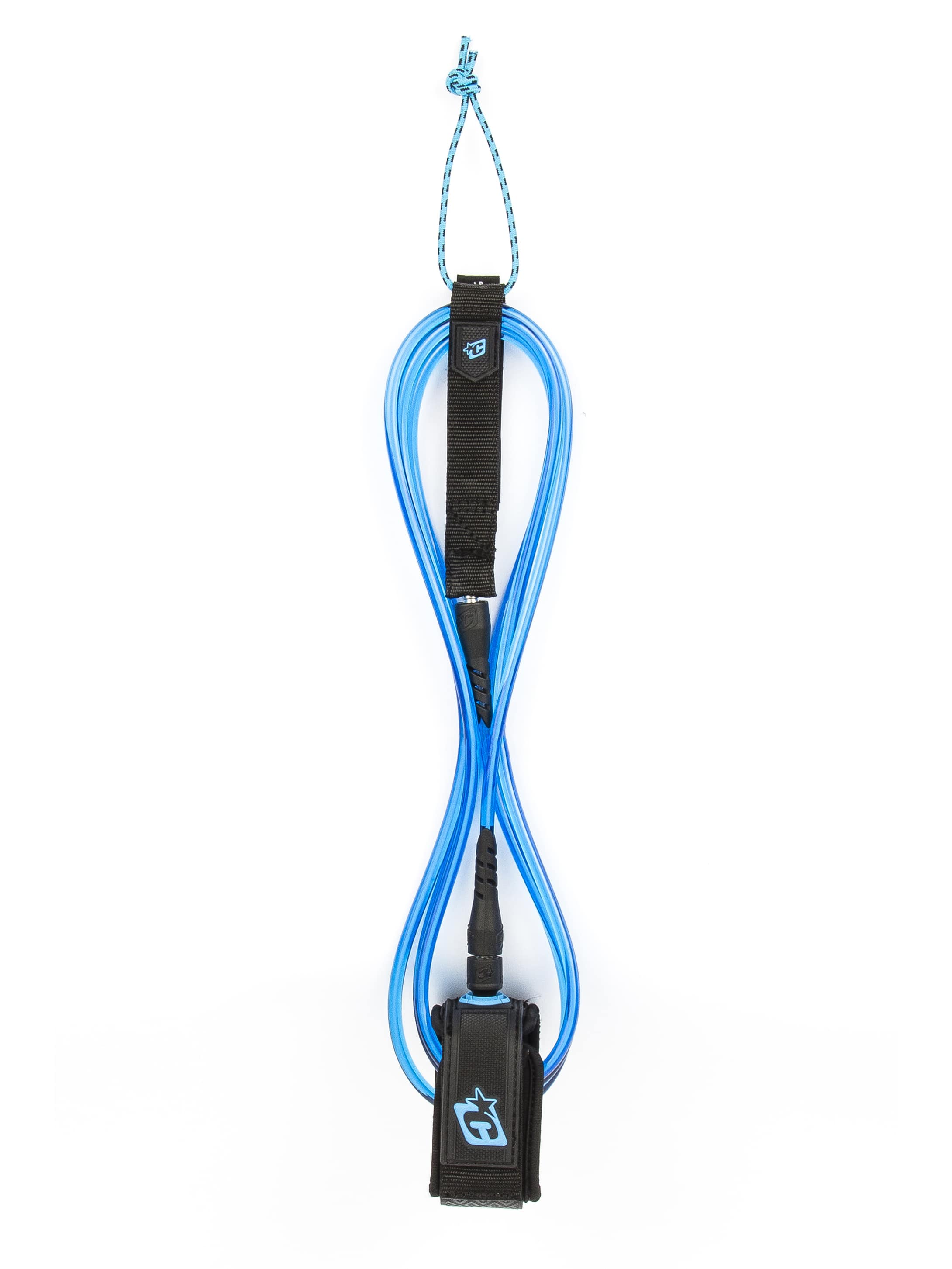 Image of Creatures Of Leisure Creatures Of Leisure Comp 6 Leash - Blue Black