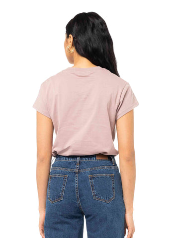 Rusty Must Essentials Tee - Lilac Dusk