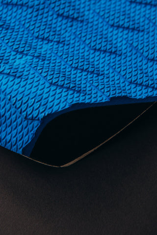 Rusty 3-Piece Squash Tail Pad - Blue
