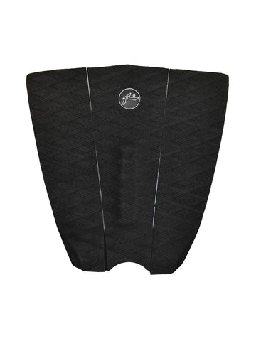 Rusty 3-Piece Squash Tail Pad - Black