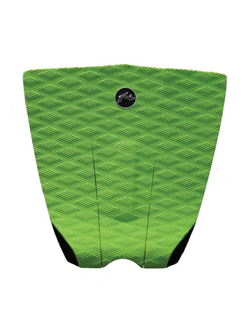 Rusty 3-Piece Squash Tail Pad - Green