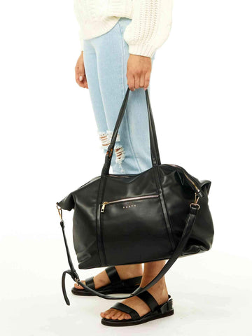 Beverly Weekender Bag - Black