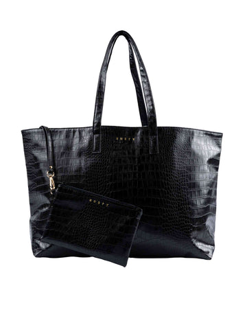 Gigi Tote Bag - Black