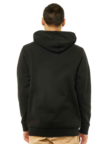 One Hit Wonder Zip Thru Fleece Boys - Black