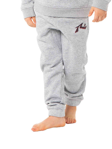 Fit Out Trackpant Runts - Grey Marle