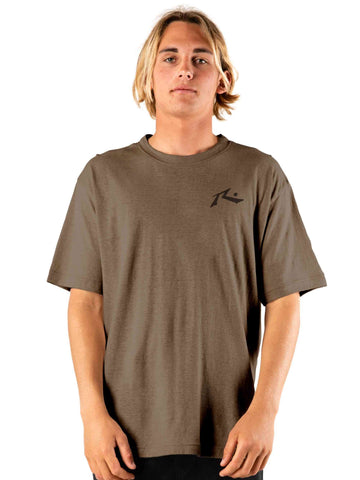 One Hit Hemp Short Sleeve Tee - Falcon