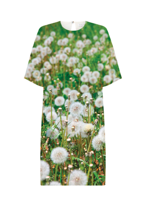 T SHIRT DRESS - FIELD OF DREAMS