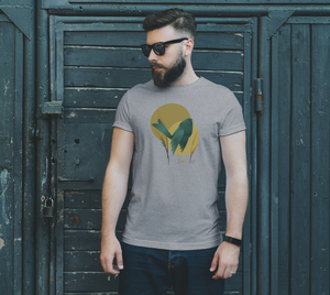Thoughtful Bird Shirt- Unisex