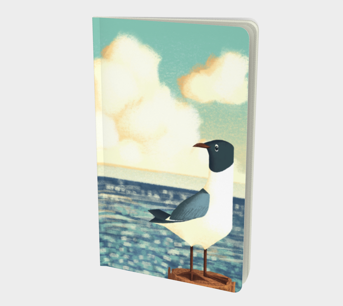 Laughing Gull Notebook
