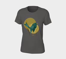Load image into Gallery viewer, Thoughtful Bird Shirt- Women's