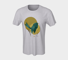 Load image into Gallery viewer, Thoughtful Bird Shirt- Unisex