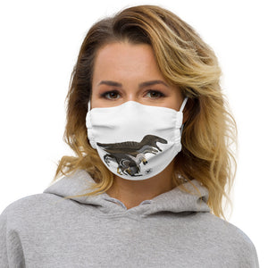 Raptor Face Mask