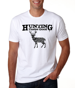 Hunting Taste Good Shirt