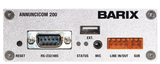 Barix Annuncicom-200: POE-Enabled IP-Audio Encoder/Decoder