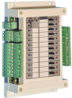 MBus_io14_DIN: Fully Programmable Modbus I/O device - DIN Rail mountable