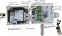 MBus_WTH_LCD_ETH:  ModbusTCP / ModbusRTU Wall Temp/Humidity Sensor w/ LCD and 2 analog outputs