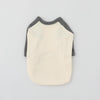 Color sleeve Raglan T-shirt