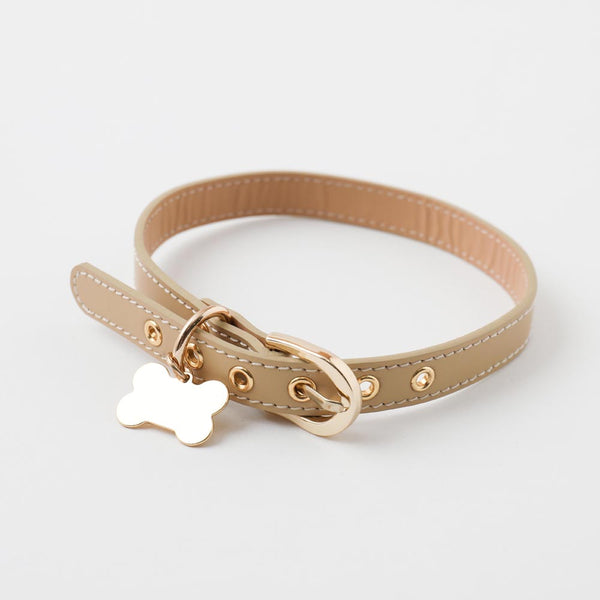 Bone Charm Leather Color LARGE