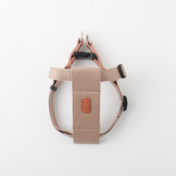 Leather×cotton harness LARGE