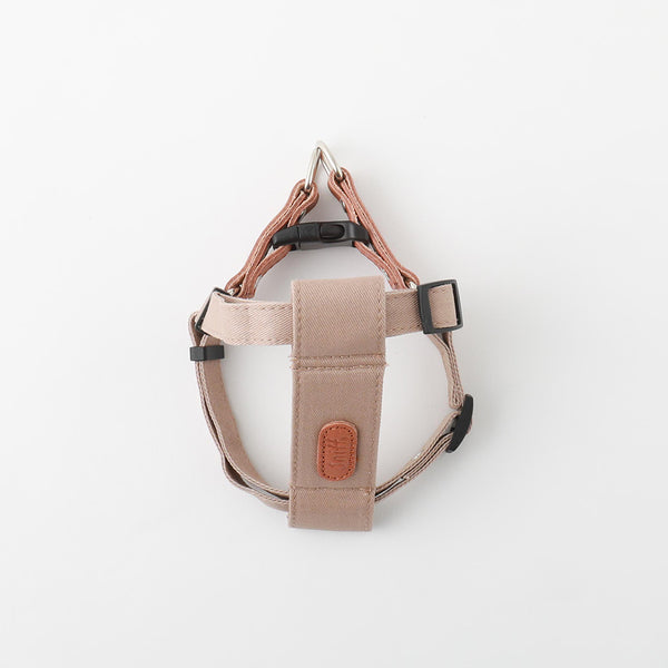 Leather x cotton harness SMALL