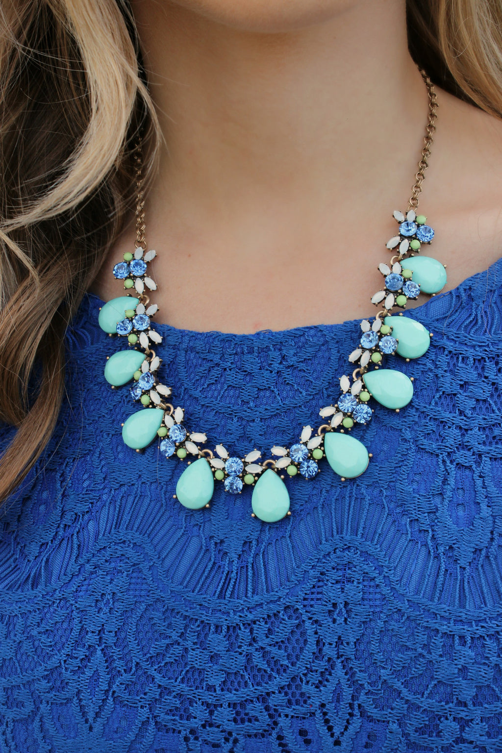 Last Summer Necklace - Leah B. Boutique
