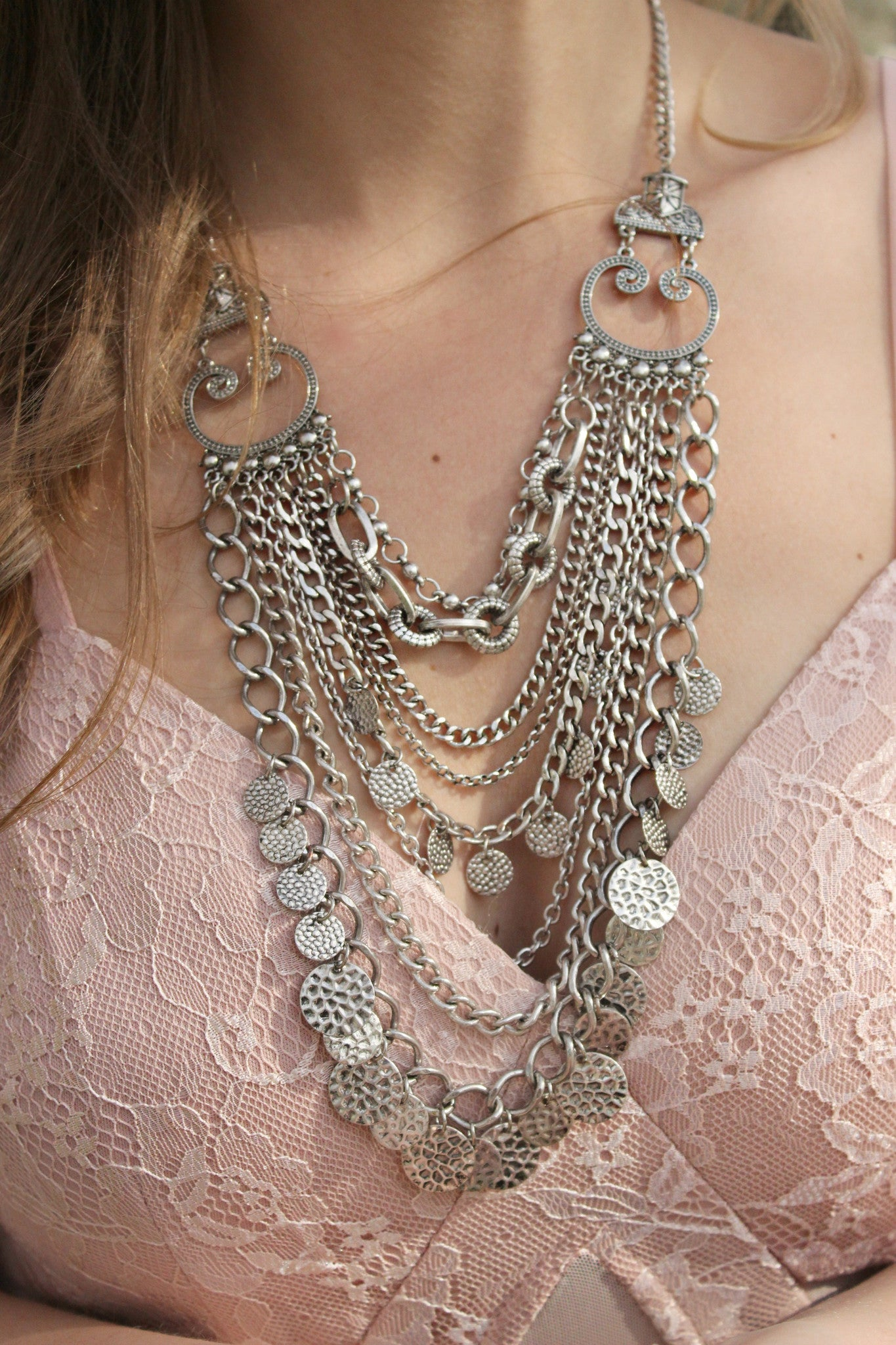 Hard To Please Necklace - Leah B. Boutique