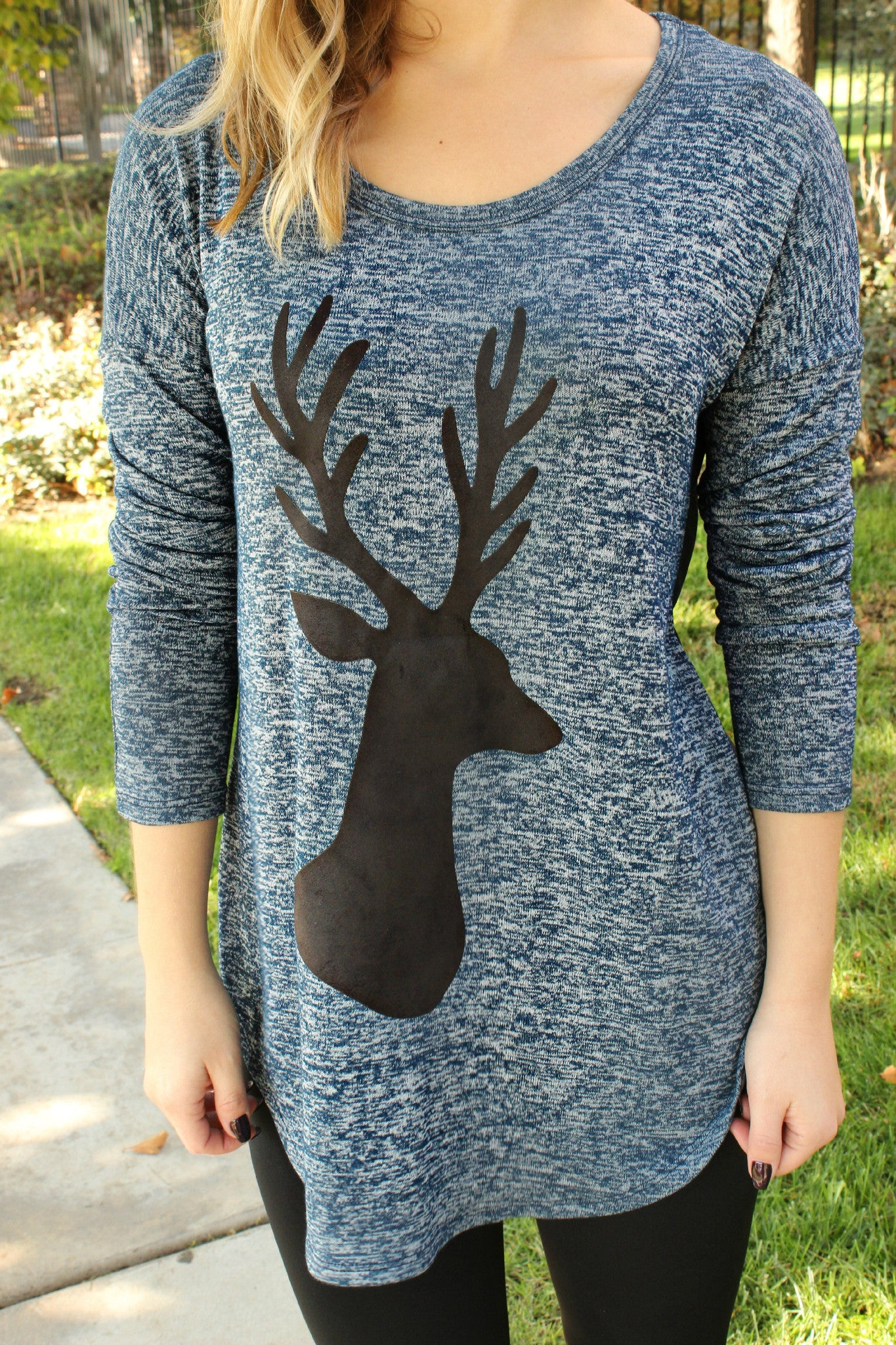Head Hunter Sweater - Leah B. Boutique