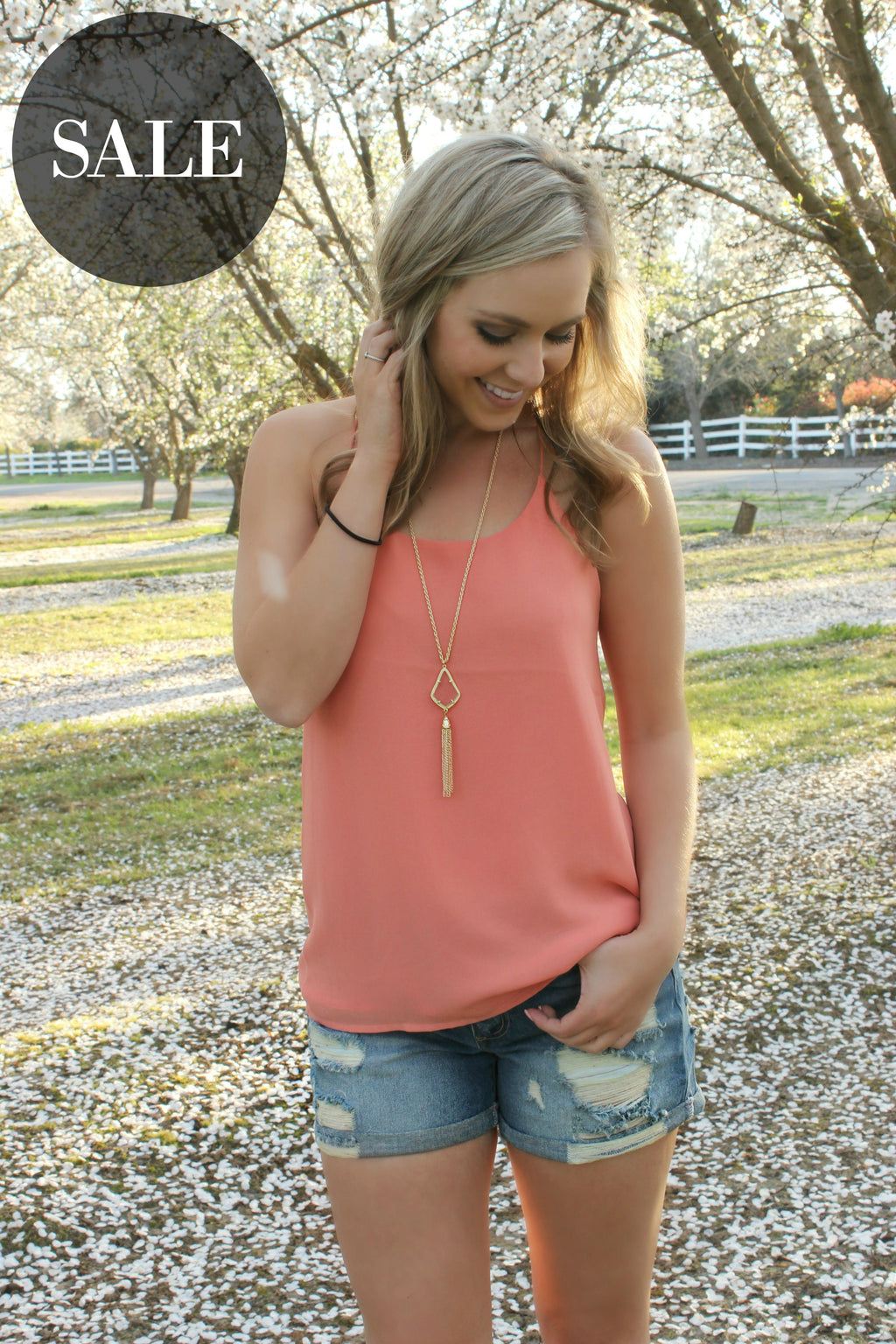 Sweet Nothings Blouse - Leah B. Boutique