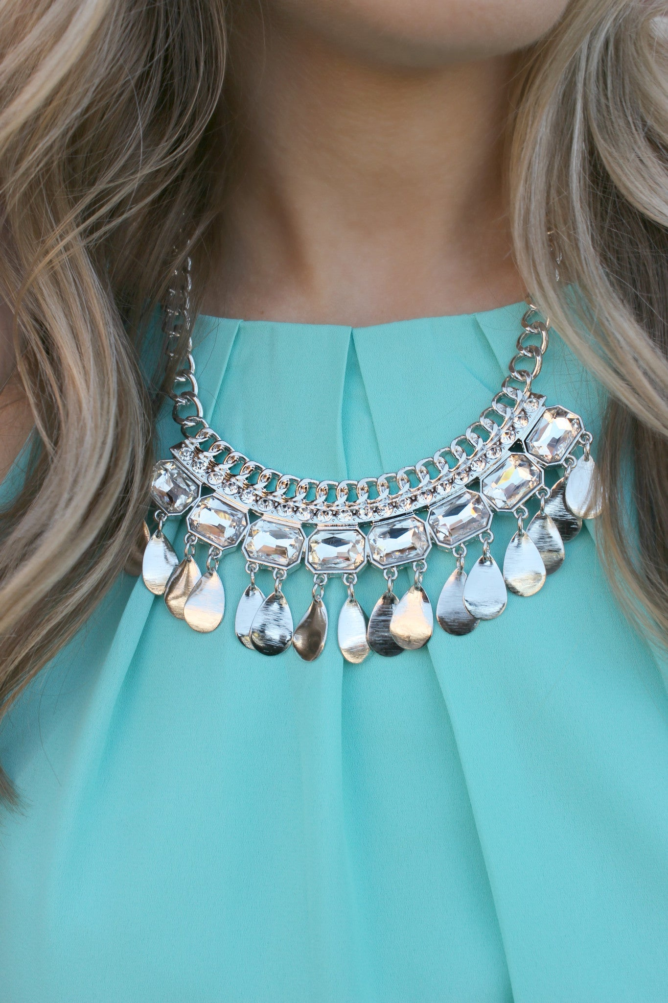 Close Encounter Necklace - Leah B. Boutique