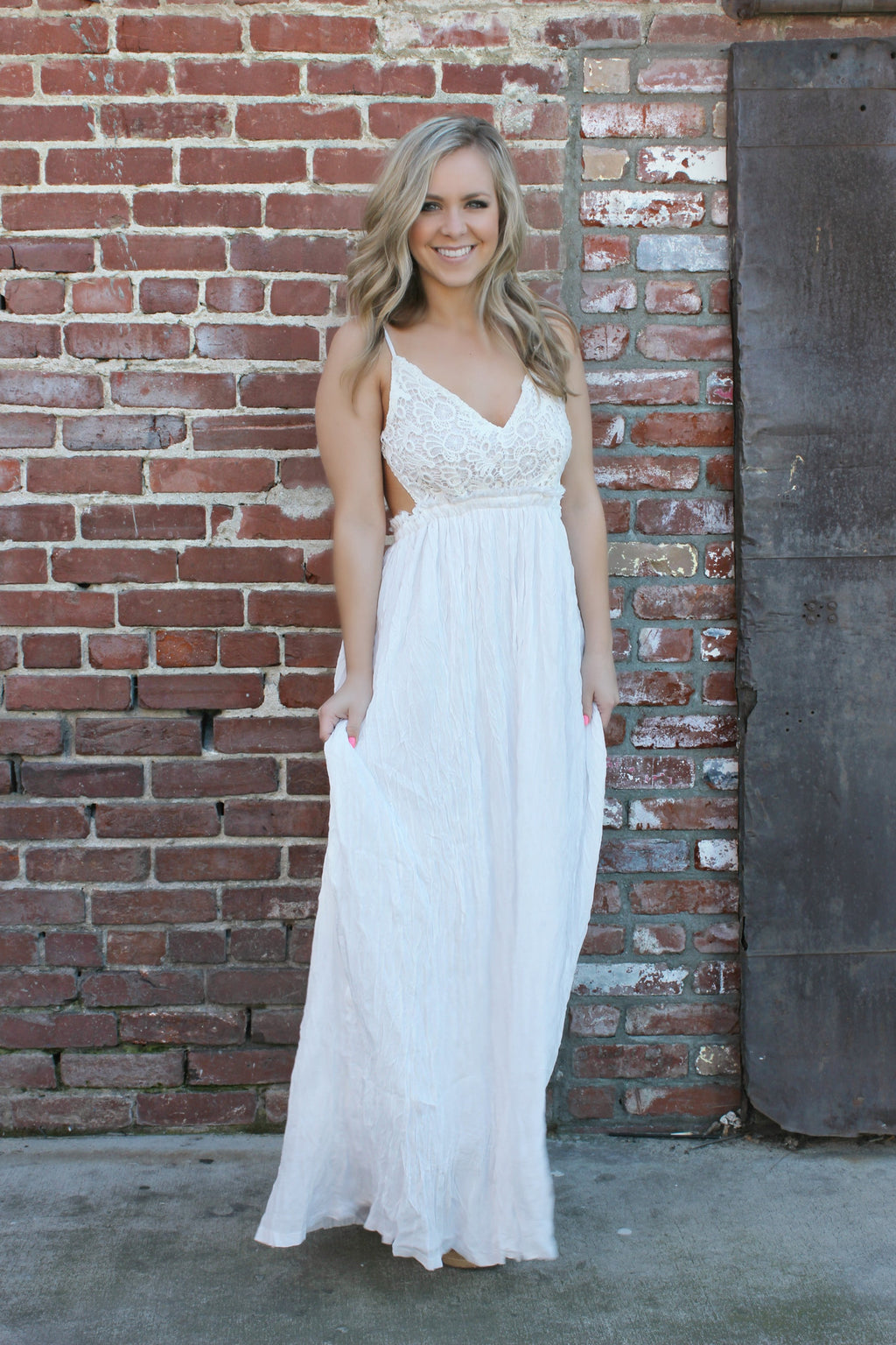 Naturally Pure Dress - Leah B. Boutique