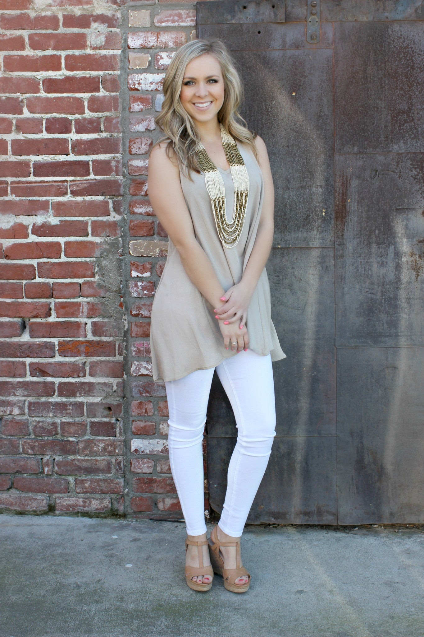 Find My Way Blouse - Leah B. Boutique