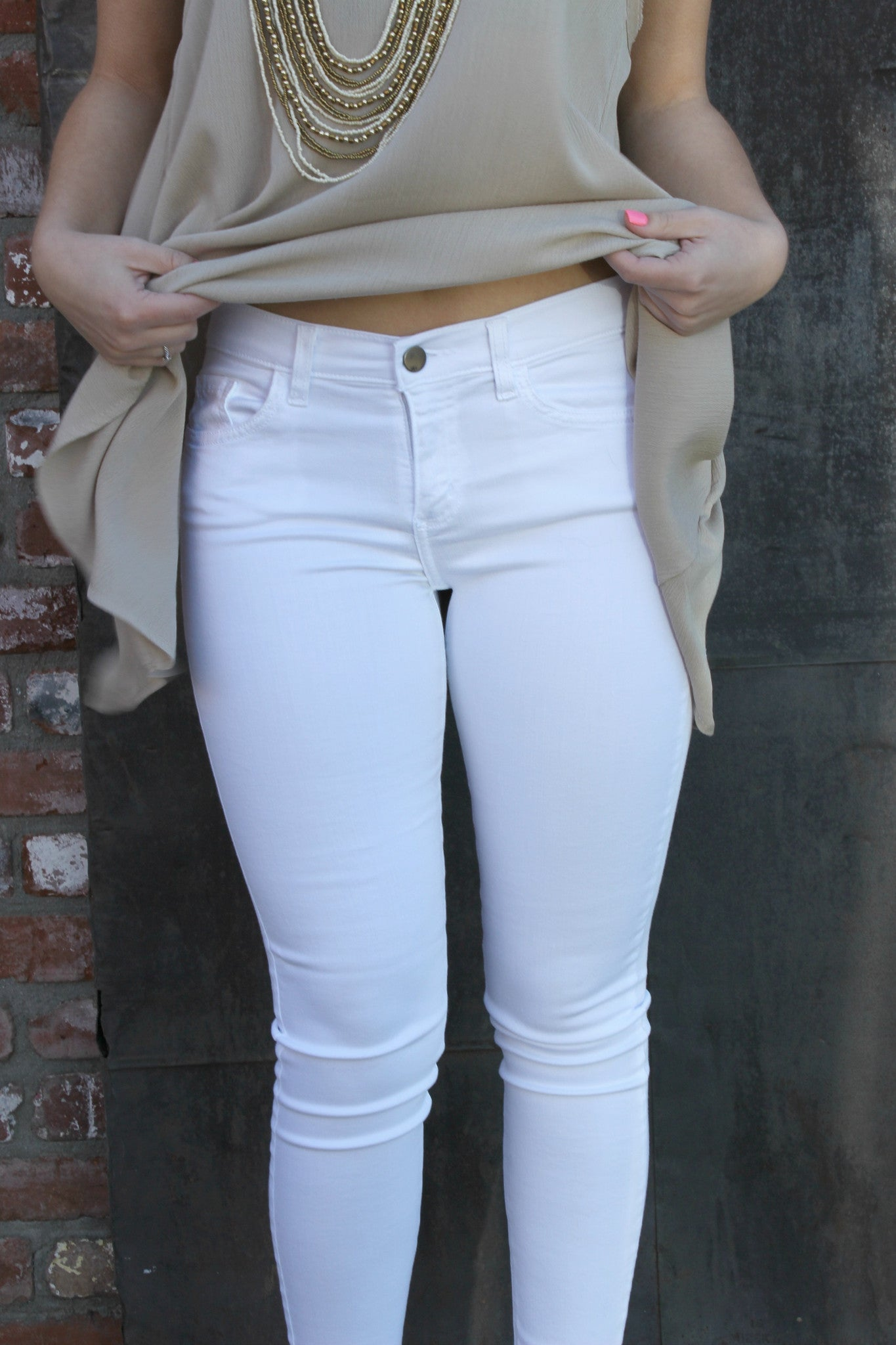 Always Close By Pants - Leah B. Boutique