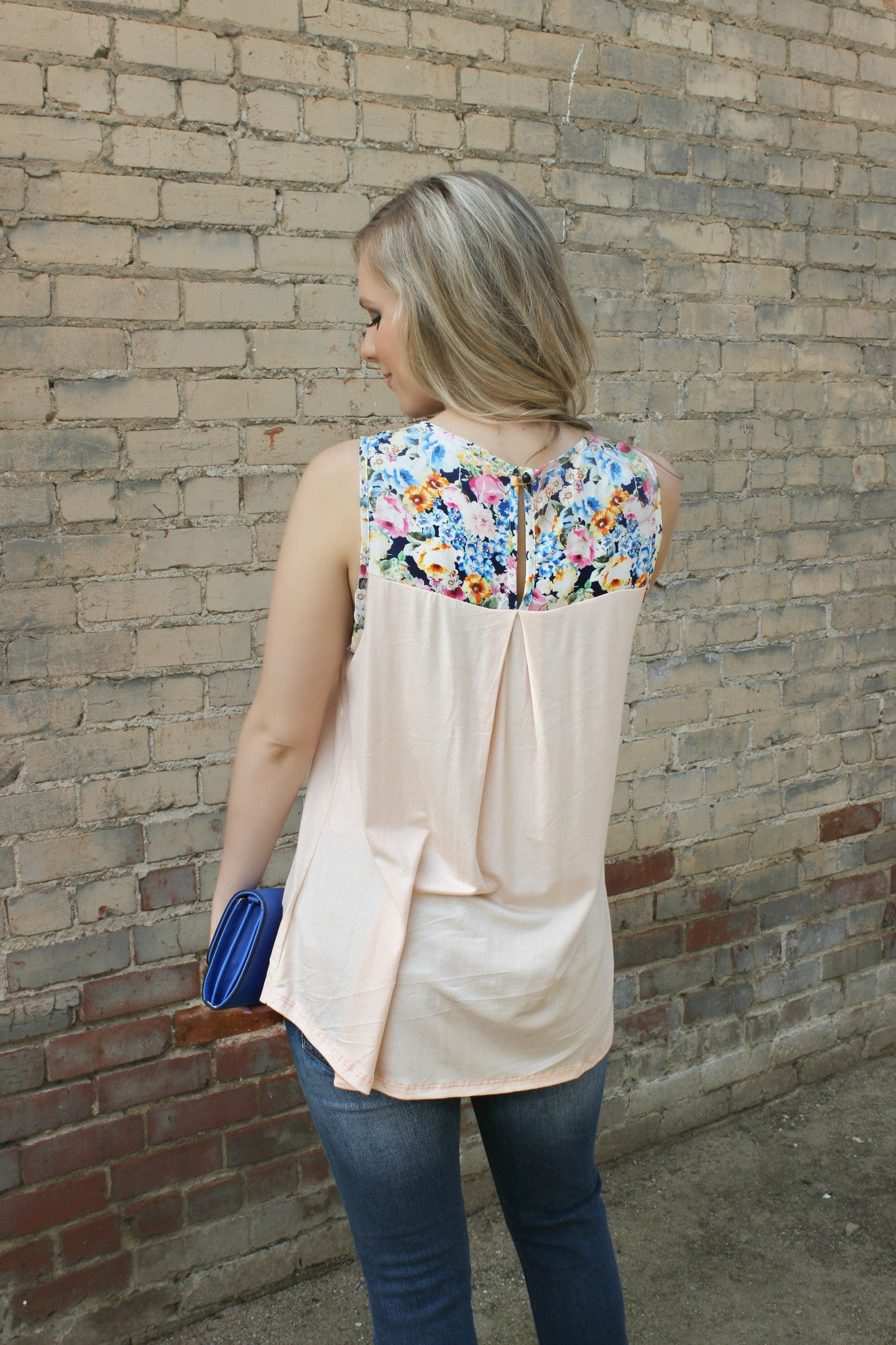 Garden of Wildflowers Blouse - Leah B. Boutique
