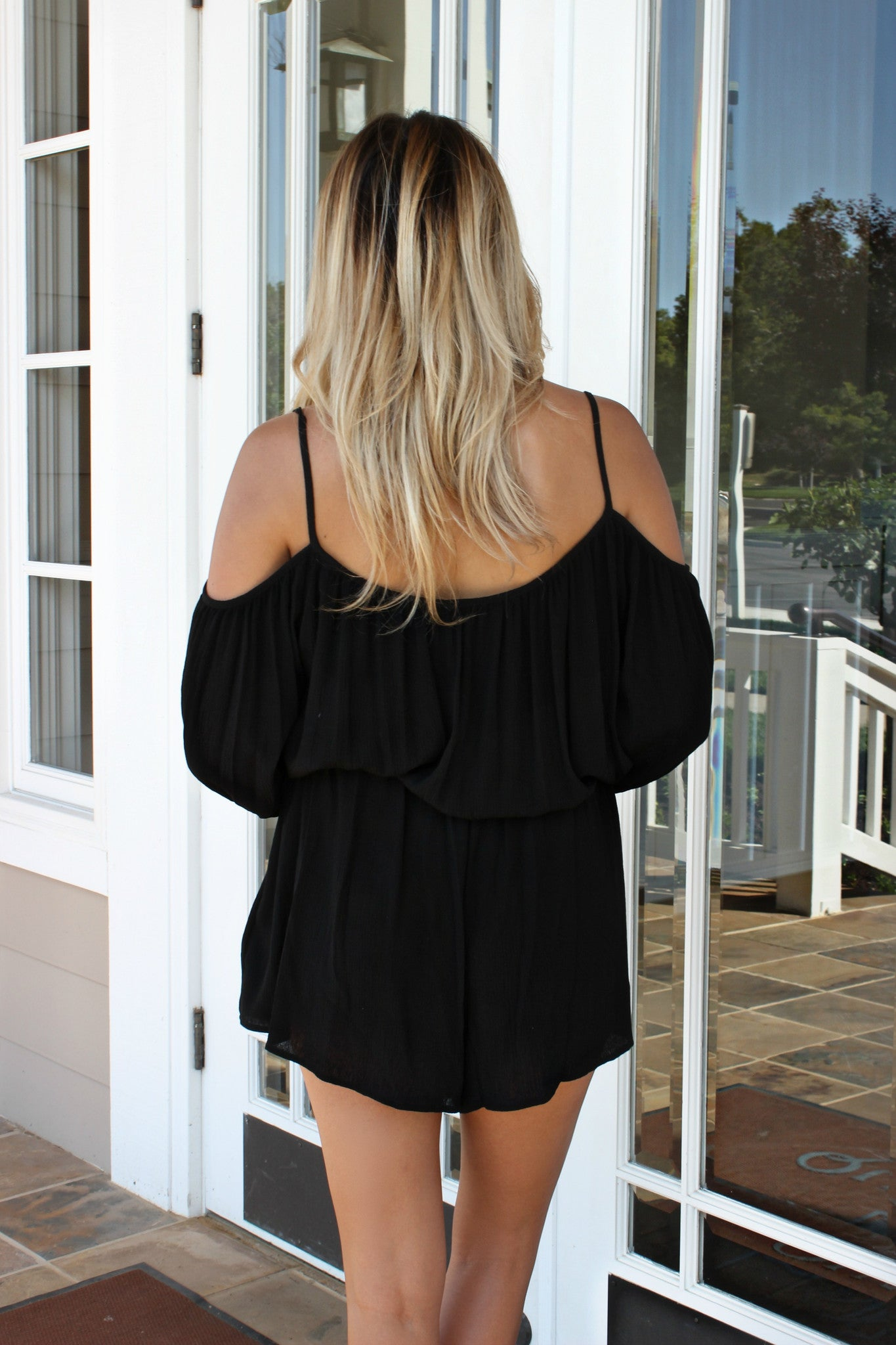 Short and Sweet Romper