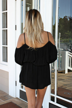 Short and Sweet Romper - Leah B. Boutique