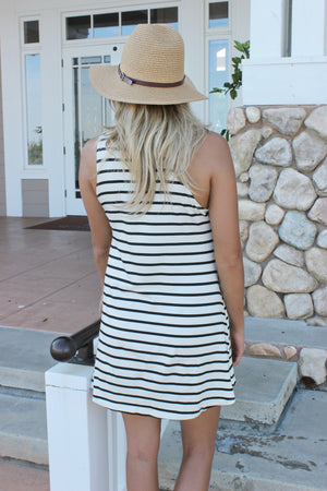 Vacation Bound Dress - Leah B. Boutique