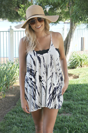 Cool For the Summer Blouse - Leah B. Boutique