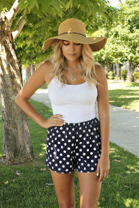 Jump To It Shorts - Leah B. Boutique