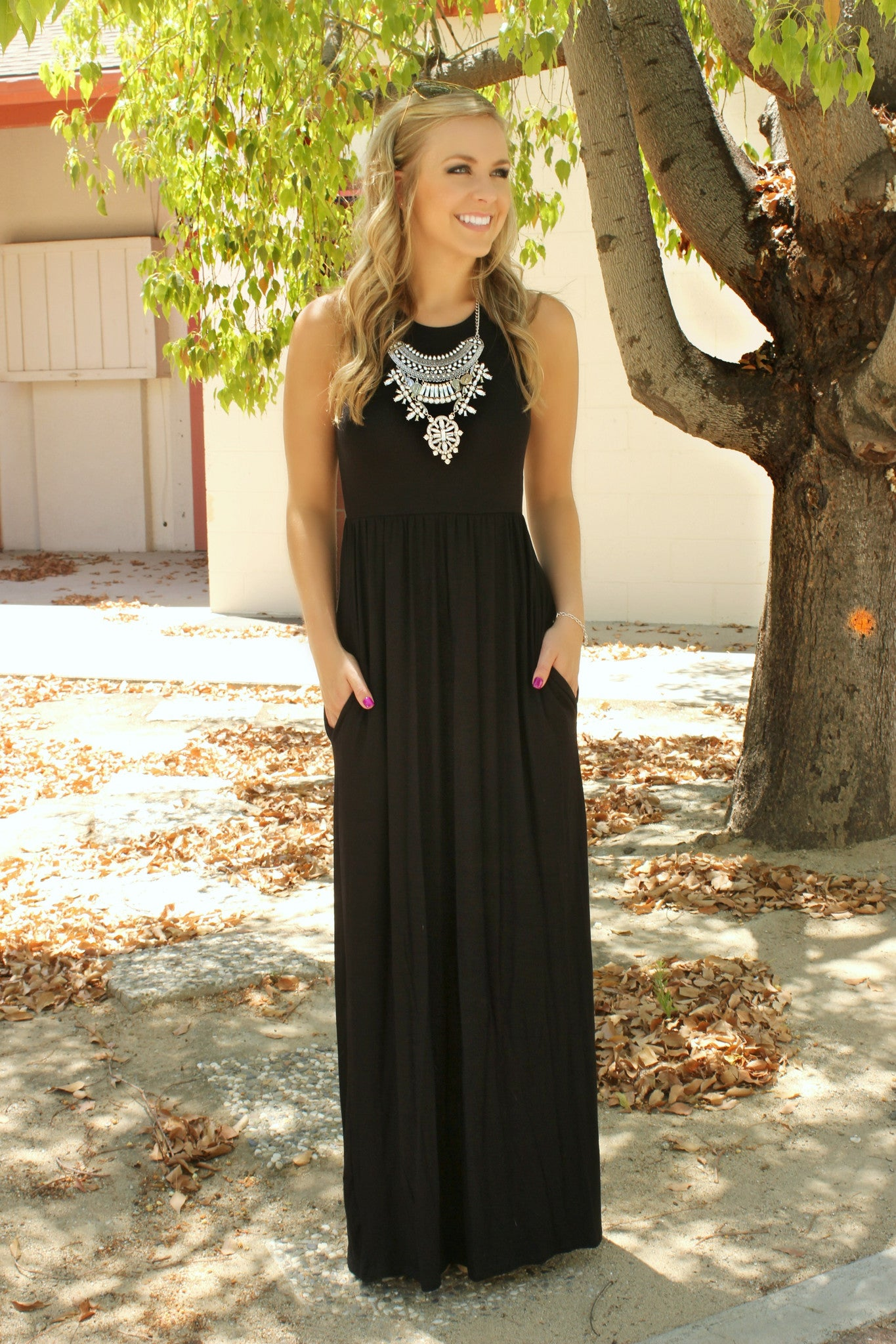 Worth the Wait Dress - Leah B. Boutique