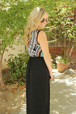 Talk in Private Dress - Leah B. Boutique