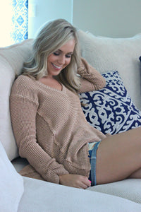 Cozy Corner Sweater - Leah B. Boutique