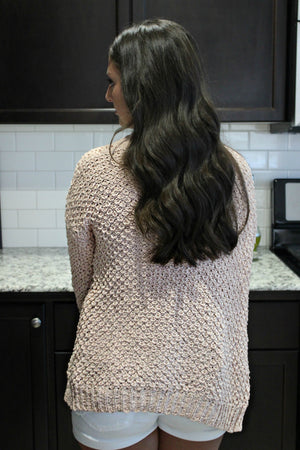 Sunday Snuggles Sweater Cardigan - Leah B. Boutique