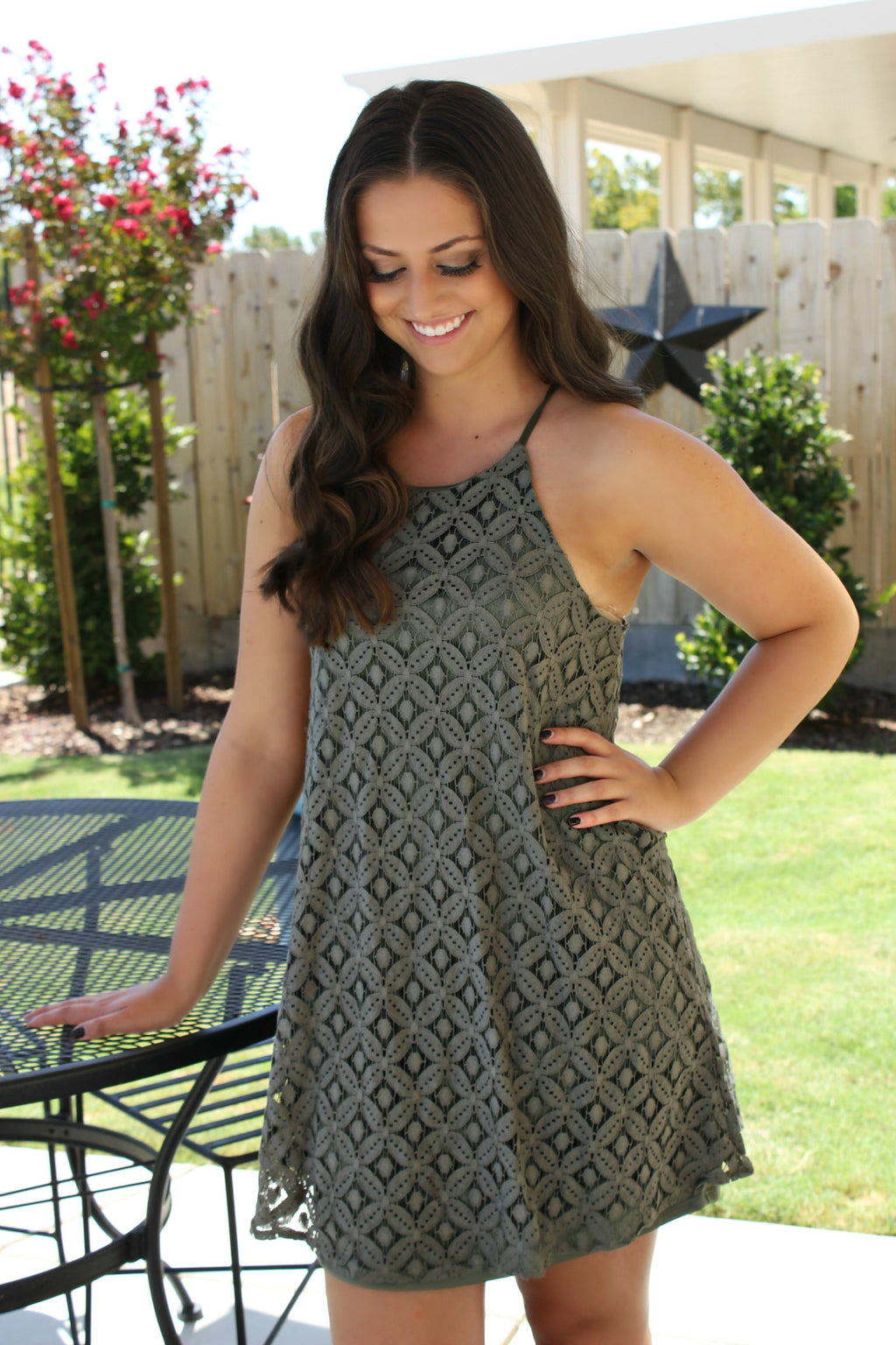 Enjoy the Moment Dress - Leah B. Boutique