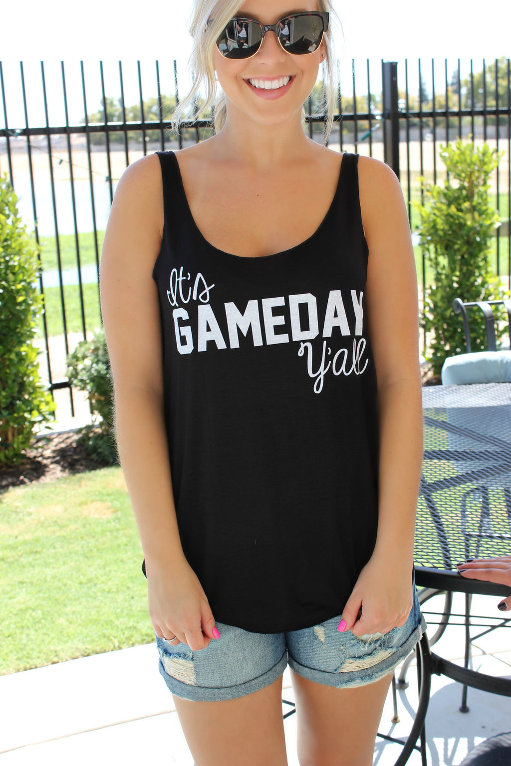 Game Time Tee - Leah B. Boutique