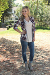 The Madison Blouse - Leah B. Boutique
