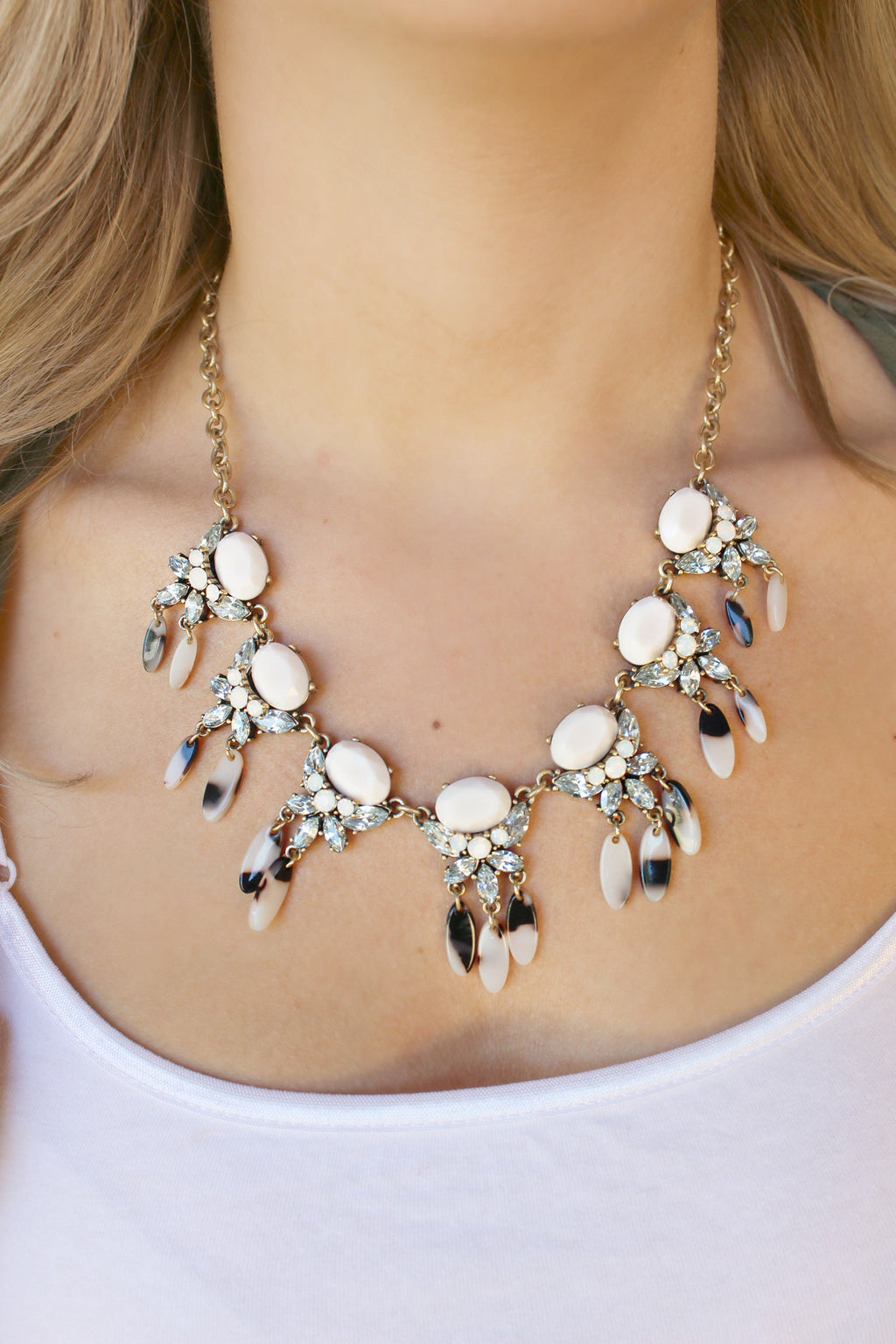The Rosewood Necklace - Leah B. Boutique